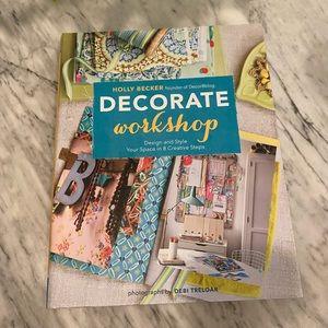 Decorate Workshop Book